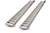 New : 9t Aluminium Loading Ramps for Hire