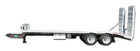 New Coming Soon : 25T AIr Brake Plant Tag Trailer for Hire