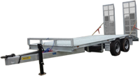 New Coming Soon : 10T Air Brake Plant Tag Trailer for Hire