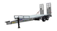 8T Air Brake Plant Tag Trailer for Hire