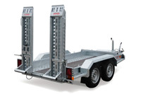 3.5T Mechanical Brake Plant Trailer for Hire