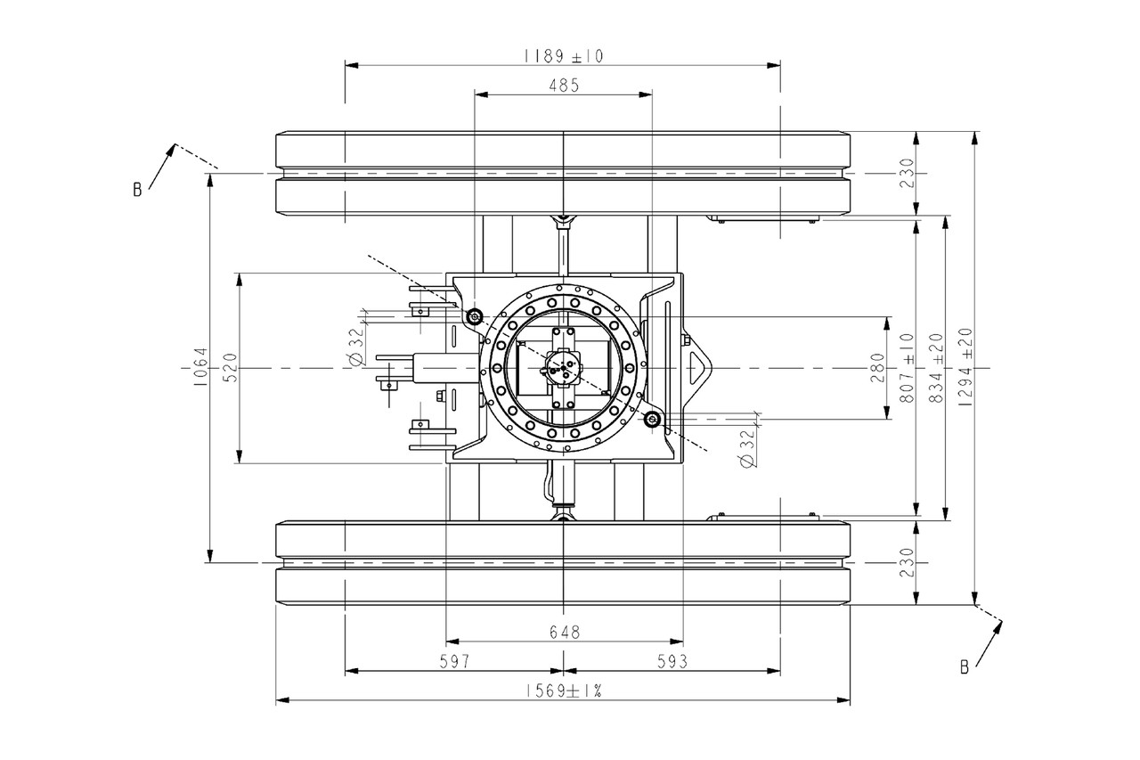 New Sampierana 2t Expandable Excavator Track Undercarriage Digrite Schematic Larger More Photos