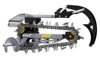 New Digga Skid Steer HyDrive XD Trencher