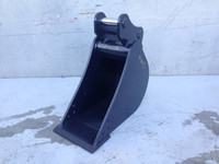 Unused 300mm Trenching gummy bucket suit 3-4t Excavator F005