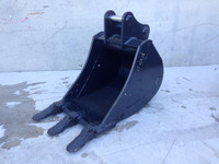 Unused 450mm Digging Tooth bucket suit 3-4t Excavator F011