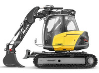 New Mecalac 15MC