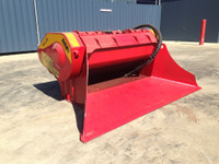 Ex Hire MB-L200 Crusher Bucket to suit Skid Steer LA49