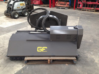 Unused GF Gordini 1600mm Skid Steer flail mulcher F041