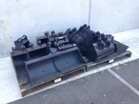 Buckets and Attachments to suit Kubota KX016, KX018, KX41-3V, U17 Mini Excavator