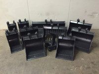 Buckets and Attachments to suit Hitachi ZX48U, ZX55U, ZX65USB Excavator