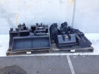 Buckets and Attachments to suit Bobcat E17, E20, 323 Mini Excavator