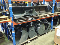 Buckets and Attachments to suit Bobcat E35, E42 Mini Excavator