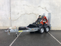 Thomas 25G Model Mini Loader Trailer Package
