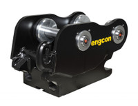 New Engcon S40 2-6t Hydraulic Top Hitch
