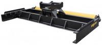 New Engcon GRB1500 S40 4-6t 1500mm Grading Beam