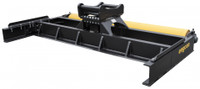New Engcon GRB2500 S60 12-19t 2500mm Grading Beam
