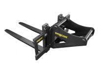 Engcon GH1200 S60 12-19t Pallet Forks