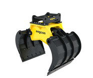 Engcon SG33 S80 30-33t Hydraulic Sorting Grab