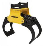 Engcon TG28HD S45 6-9t Hydraulic Log Grab