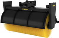 Engcon SR1300 1300mm 6-33t Hydraulic Rotating Broom