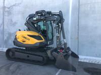 Mecalac 6MCR Skid Excavator