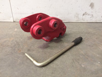 Unused Miller Spring Hitch to suit 1-2t Excavator D732