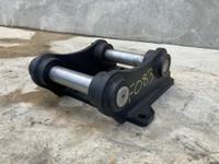 Unused 50mm Pin Head Bracket to suit 5-7t Excavator F083