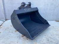 Unused 900mm Digging Bucket to Suit 5-7t Excavator F089