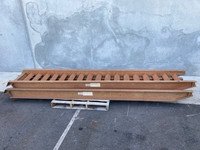 Used Sureweld 9t Loading Ramps F093