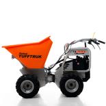 Flextool Tufftruk B450E 450kg Electric Mini Dumper