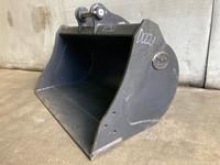 900mm Mud Bucket to suit 2-3t Excavator D021