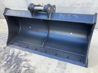 1200mm Batter Mud Bucket to suit 3-4t Excavator D023