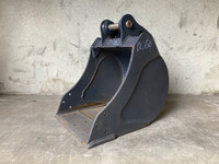 350mm Digging Bucket to suit 1-2t Excavator D064