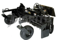New Digga Mini Loader Power Rake