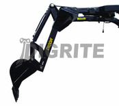 New Digga Mini Loader Excavator Hoe