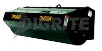 Digga Skid Steer Vibratory Roller