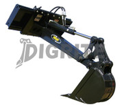Digga Skid Steer Skid Hoe for sale at Digrite