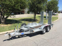 Brian James 2.7t Plant Trailer for sale at Digrite