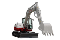 New Takeuchi TB285 9t Reduced Swing