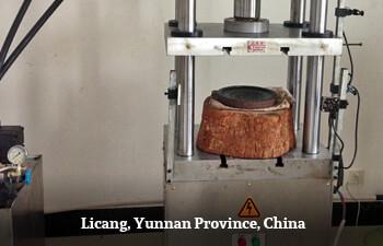 Organic Tea from Yunnan Province, China