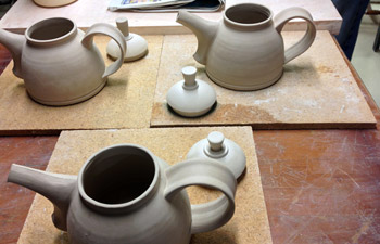 Saultman Teapots