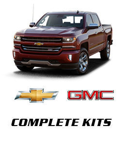 Chevy & GMC Complete Kits