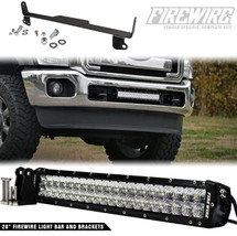 2011-2016 Ford Superduty 20 Inch Bumper Kit