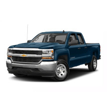CHEVROLET SILVERADO EXTENDED CAB LED ROCKER SAFETY LIGHTS