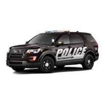 FORD INTERCEPTOR SUV LED ROCKER SAFETY LIGHTS