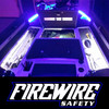 FIREWIRE 60 INCH HD COMPARTMENT LIGHTING USED ON A BOAT