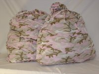 Pink Camo Laundry Bag