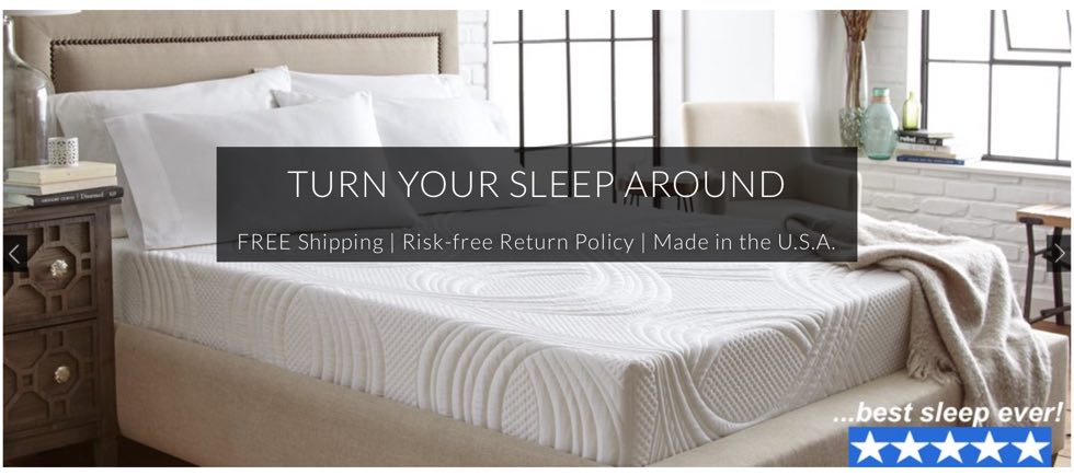 The 180bed is the most comfortable bed-in-a-box mattress ever created. Take a look and see for yourself.