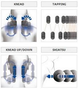 Kiwami Mecha 4D Kneading Balls- Deeper, More Relaxing Massage