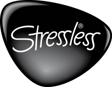Stressless- Bold Comfort Black Logo